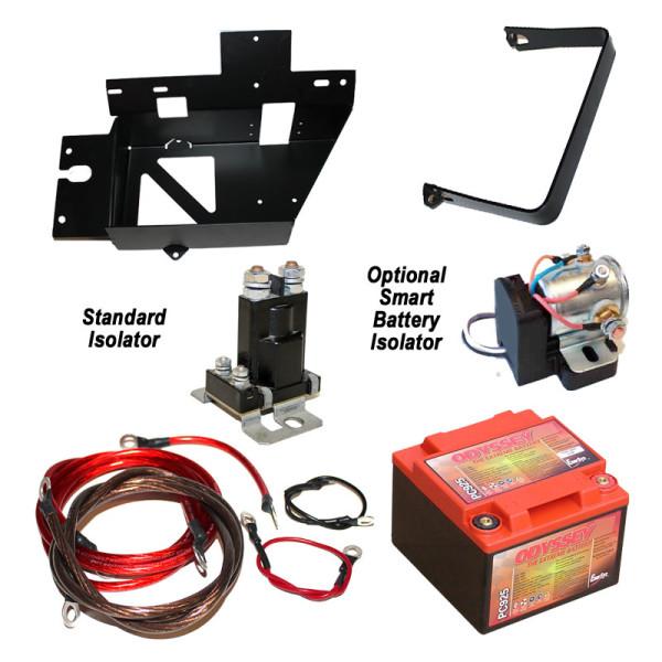 Yamaha Viking Turn Signal Kit