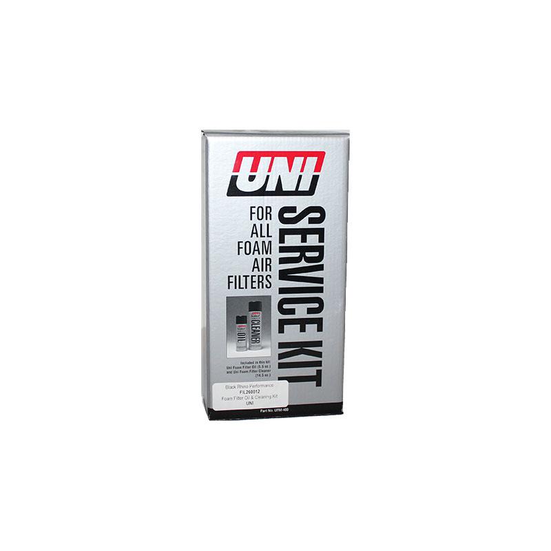 Black Rhino Performance Uni Filter Oil Amp Cleaning Kit