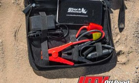 Great Review from UTV Off Road Magazine on the Black Rhino Battery Booster
