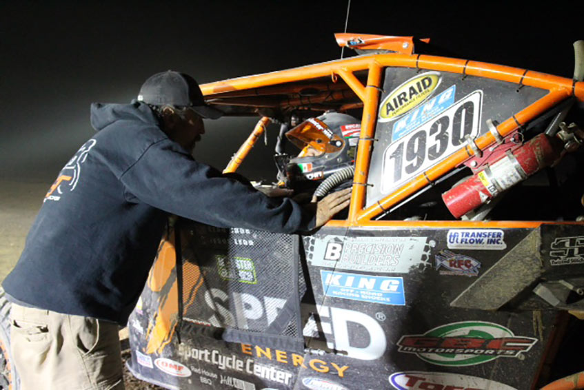 SCORE Baja 500 Race Report From Sean Cook