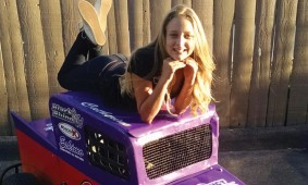 Catherine Bird Finishes Her First Full Season At Barona Speedway