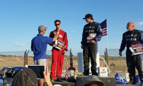 Bryan Osborn Earns a Solid 2nd Place Podium Finish at Lake Elsinore