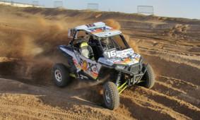 Cody Rahders Takes 2nd Place at Terracross.
