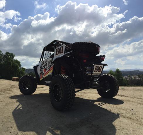 Cody Rahders Baja 1000 Race Report