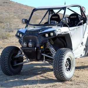 "Baja Designs Polaris RZR XP1000 OEM Headlight Kit ""Sportsmen"" (2014-On)"