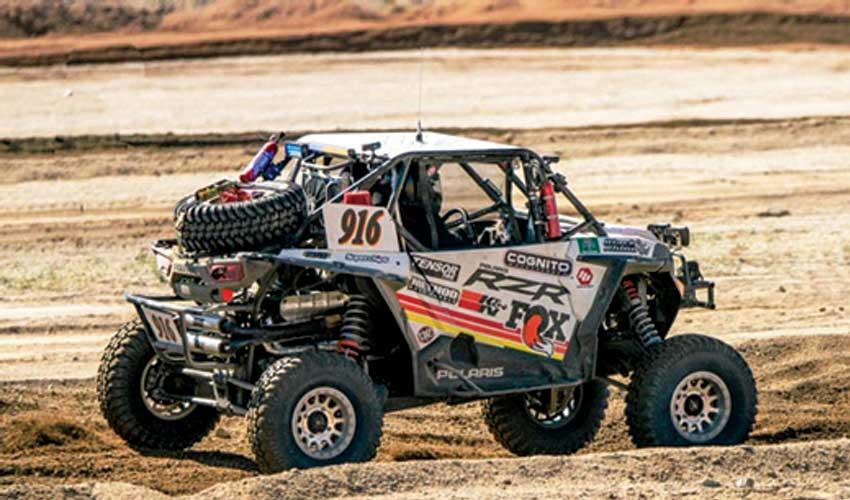 Cody Rahders UTV World Championship Race Report