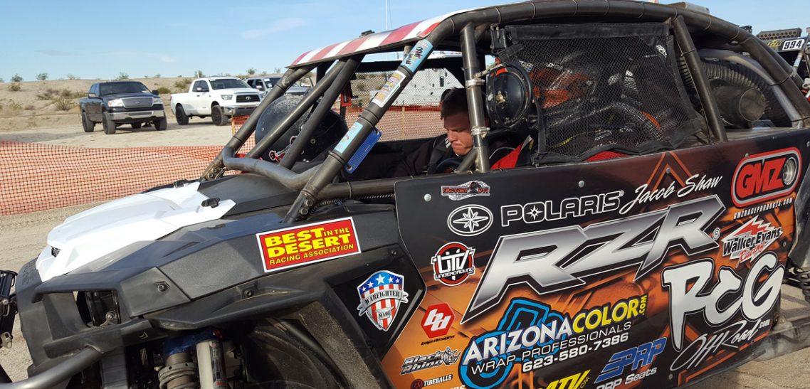 Jacob Shaw BITD Laughlin Desert Classic Race Report
