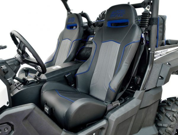 PRP Yamaha Wolverine Seat & Storage Bag Package
