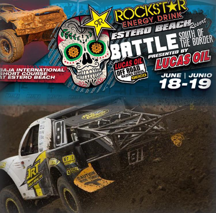 Black Rhino Athletes Podium in Every Pro Class at LOORRS