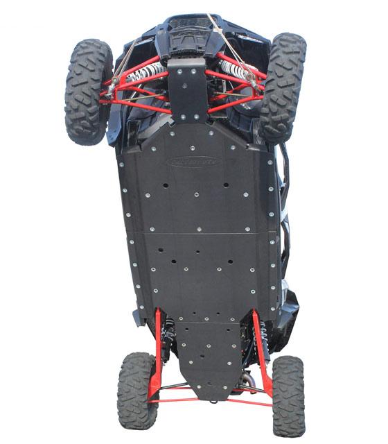 Polaris Rzr Xp 1000 Turbo >> Factory Utv S Polaris Rzr Xp Turbo Xp4 Turbo Skid Plate Packages Black Rhino Performance Online Store
