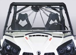 polaris 1000 windshields