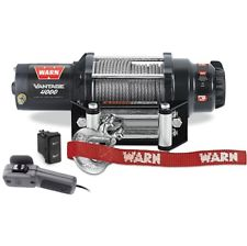 Warn Vantage Winch Installation On A Kawasaki