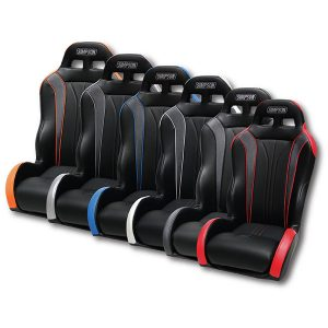 RZR 800 Seats/Belts