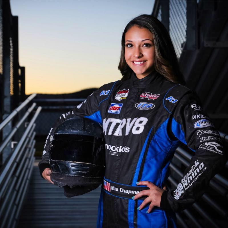 Mia Chapman Gets 2nd at the Lucas Oil Regional Series Arizona