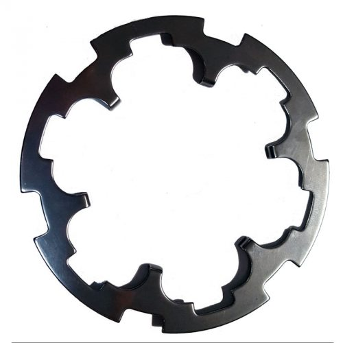 polaris Armature plate XP 1000 Armature plate Black Rhino Performance