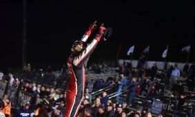 Bright Lights, Big Stage. Brooks Comes Out Victorious at Glen Helen