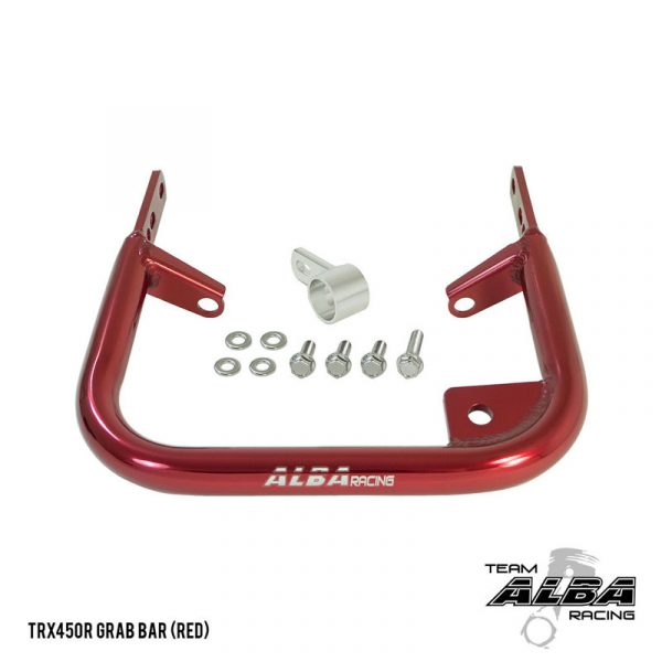 Rear Grab Bar Bumper From Alba Racing - Yamaha