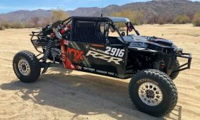 Cody Rahders officially finishes in 5th place at the SCORE International San Felipe 250