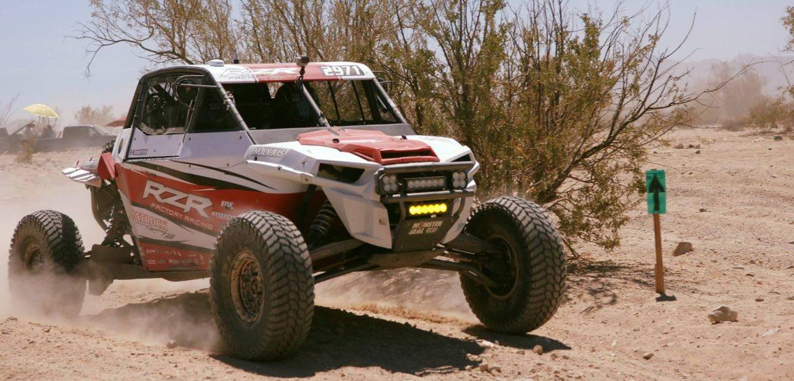 Wayne Matlock San Felipe 250 Race Report