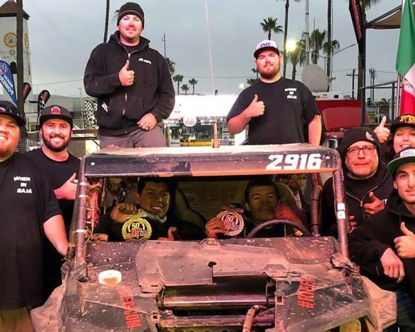 Cody Rahders Finishes the Baja 500 Gremlins and All
