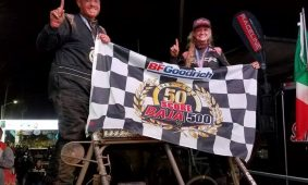 Kristen Matlock Takes 1st Overall UTV at the 50th SCORE International Baja 500