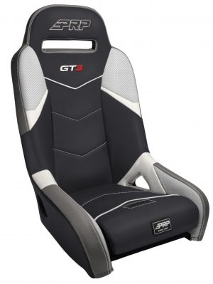 GT3 Suspension Seat Carbon Silver_ PRP Seats