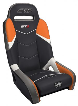 GT3 Suspension Seat Orange _ PRP Seats