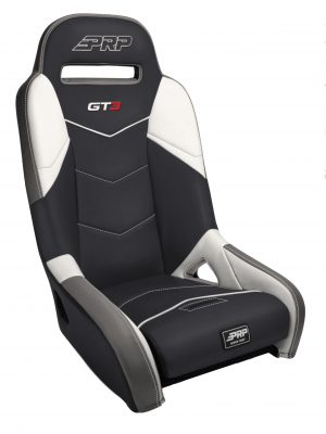 GT3 Suspension Seat White _ PRP Seats-1