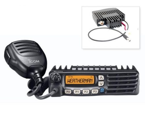 PCI Race Radios ICOM MOBILE F5021 | Black Rhino Performance | Online Store